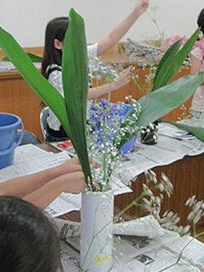 2011年7月大久保小学校